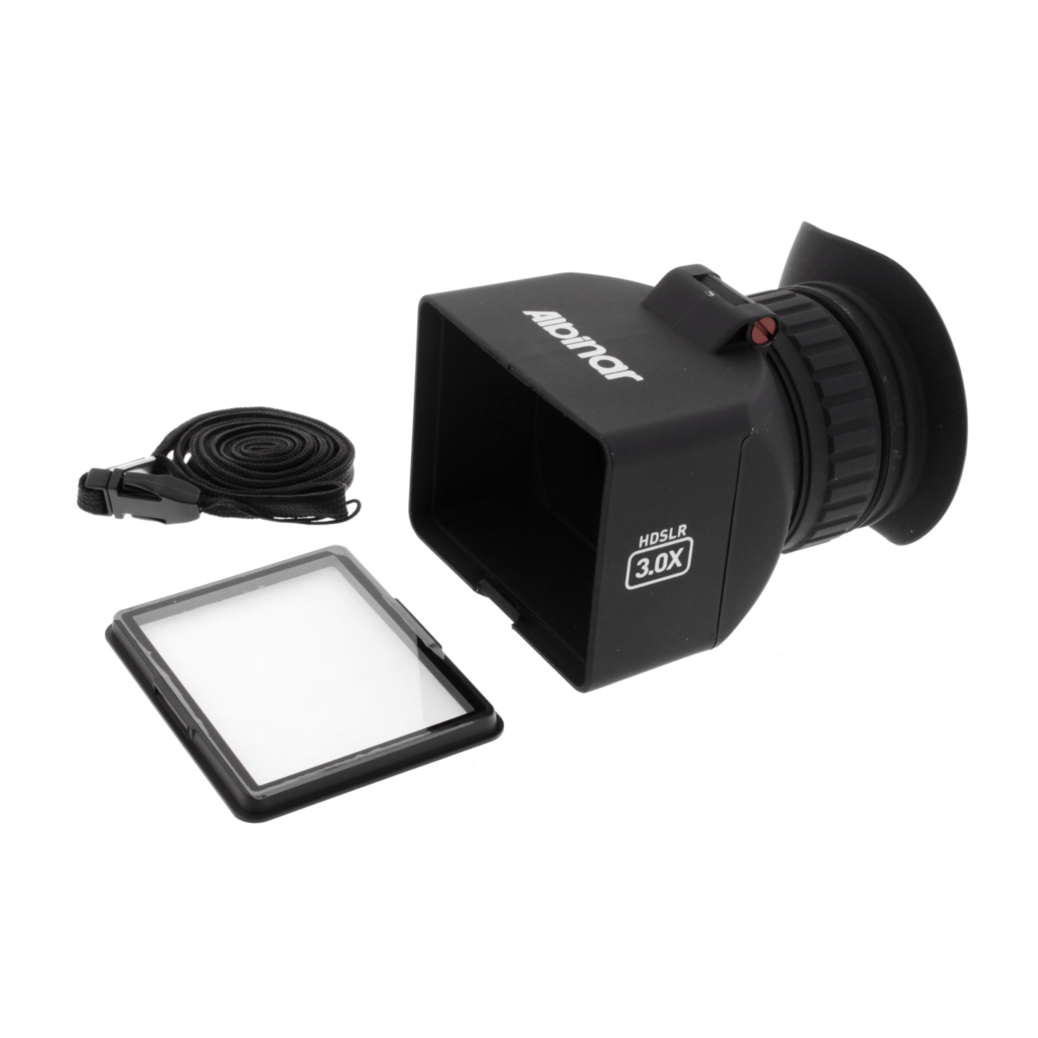 Albinar Vf 5 3 0x Magnification Hd Dslr Foldable Lcd Viewfinder For 3 0 Quot Screens Ebay