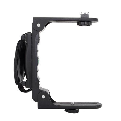 Flip Flash Bracket For Canon Speedlite 580 EX 580EX II
