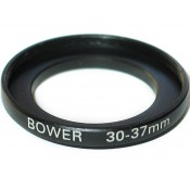 Bower Step-Up Adapter Ring 30mm Lens to 37mm Filter Size 30-37 mm