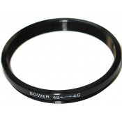 Bower Step-Down Adapter Ring 49mm Lens to 46mm Filter Size 49-46 mm
