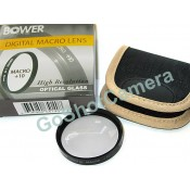 Professional Bower USA 72mm +10 Digital Macro Close Up Lens Filter