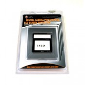 GGS DSLR LCD Optical Glass Screen Protector for Canon EOS 350D Rebel XT camera
