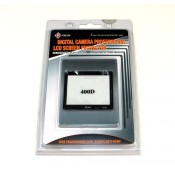 GGS DSLR LCD Optical Glass Screen Protector for Canon EOS 400D Rebel XTi camera