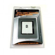 GGS DSLR LCD Optical Glass Screen Protector for Canon EOS 5D camera