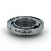 Kipon Alpa Lens to Leica L39 Camera Body Adapter