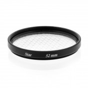 52mm Star 8 Cross Points Screen Special Effect Glass Pro Filter