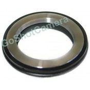 Lens adapter for M42 lens to Olympus E-system 4/3 E1, E200, E300, E330, E400, E500
