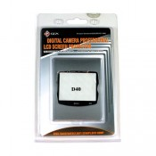 GGS DSLR LCD Optical Glass Screen Protector for Nikon D40/D40X cameras