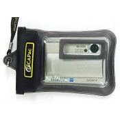 DiCAPac WP-710 underwater waterproof digital camera housing case for Sony Casio Nikon Fuji