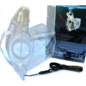 DiCAPac WP-D10 underwater waterproof digital camcorder housing case